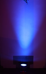 Venue Uplighting - Multi Colour - Blue