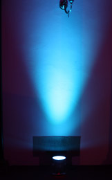 Venue Uplighting - Multi Colour - Cyan