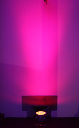 Venue Uplighting - Multi Colour - Pink
