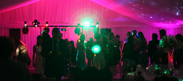 Venue Uplighting - Wide Slider - 10