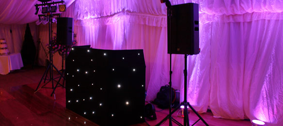 Venue Uplighting - Wide Slider - 2