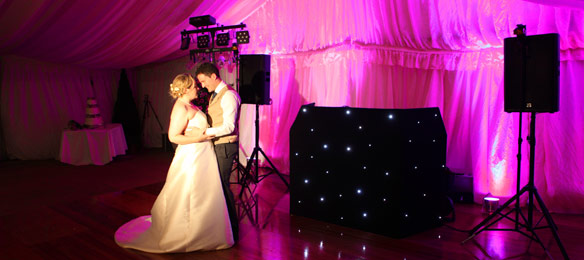 Venue Uplighting - Wide Slider - 4