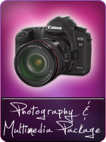 Photography & Multimedia Package